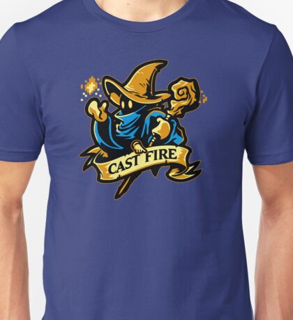 Cast Fire! Unisex T-Shirt