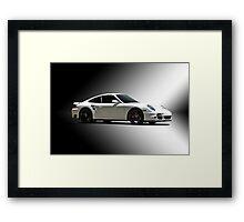2013 Porsche 911 Turbo 991 Framed Print