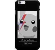 A lad pokemon iPhone Case/Skin
