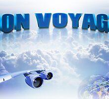 Bon voyage  by leksele