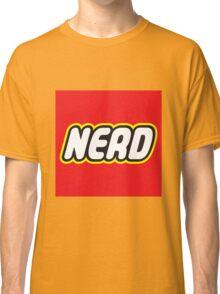 Playful Nerd  Classic T-Shirt