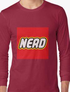 Playful Nerd  Long Sleeve T-Shirt