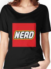 Playful Nerd  Women's Relaxed Fit T-Shirt