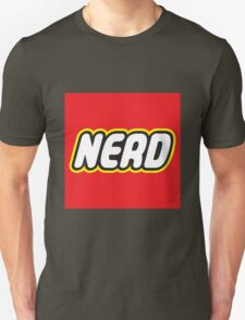 Playful Nerd  T-Shirt