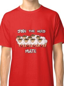 Sneep - Join The Herd Mate Classic T-Shirt
