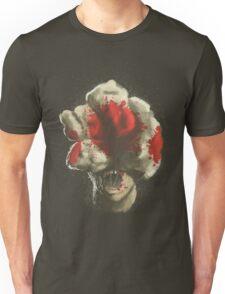 Mushroom Kingdom clicker [Blood Red] - Mario / The Last of Us Unisex T-Shirt
