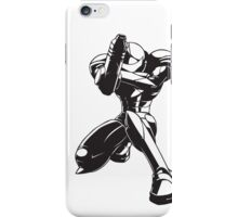 Samus from Metroid 2 iPhone Case/Skin