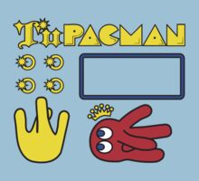 Tupacman Kids Clothes