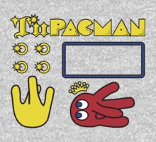 Tupacman One Piece - Long Sleeve