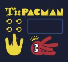 Tupacman Baby Tee