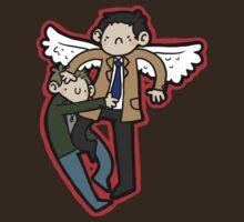 Dean & Cas by geothebio