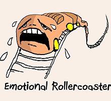 emotional rollercoaster by mouseman