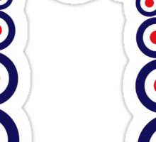 Harrier Mod Sticker