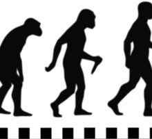 Evolution of Ska Sticker
