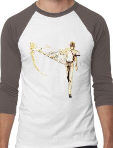 Death Note Kira Reaper Men's Baseball ¾ T-Shirt
