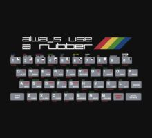 Always Use A Rubber by RetroReview