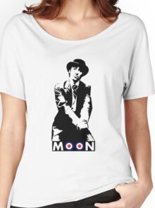 Moon the Loon Women's Relaxed Fit T-Shirt