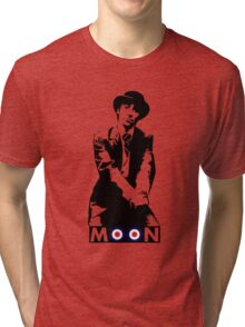 Moon the Loon Tri-blend T-Shirt