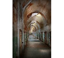 Jail - Eastern State Penitentiary - Endless torment Photographic Print