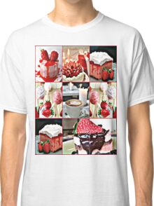 strawberry field Classic T-Shirt