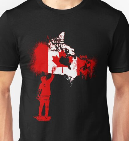 Canada Tagger Unisex T-Shirt