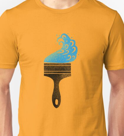 paintbrush Unisex T-Shirt