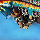 Carnival - Ride - The thrill of the carnival  by Mike  Savad