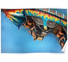 Carnival - Ride - The thrill of the carnival  Poster