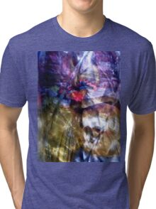 Abstract Tee #46 Tri-blend T-Shirt