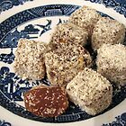 Pistachio and Coconut Turkish Delight by BlueMoonRose