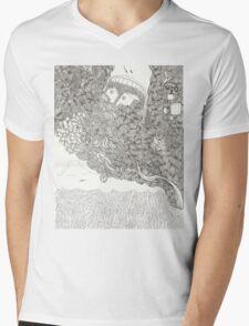 Missed The Boat IV Mens V-Neck T-Shirt