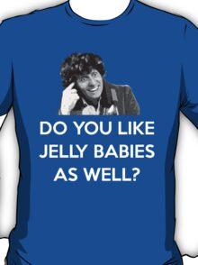 TOM BAKER JELLY BABIES T-Shirt