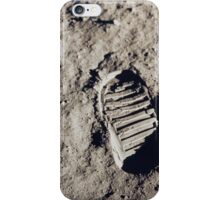 First Step on the Moon iPhone Case/Skin