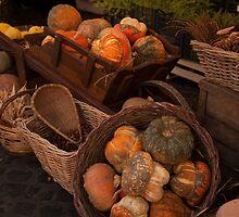 Pumpkin Heaven by lindy sherwell