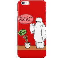 I'm baymax hallo iPhone Case/Skin