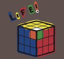 life is a rubiks cube by zdrast