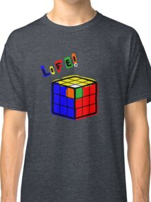 life is a rubiks cube Classic T-Shirt