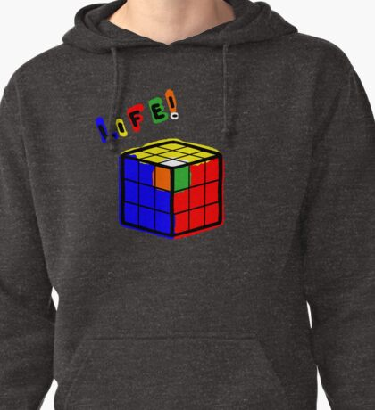 life is a rubiks cube Pullover Hoodie
