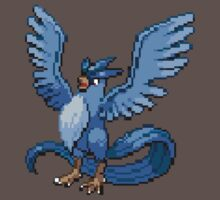 Legendary Articuno by Flaaffy