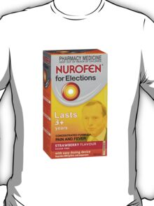 Nurofen for Elections T-Shirt