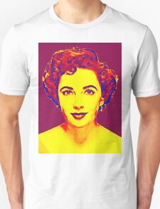 Elizabeth Taylor Unisex T-Shirt