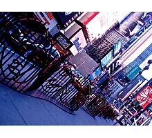 Times Square, Broadway Photographic Print