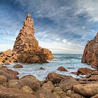 The Pinnacles - Phillip Island by Richard  Cubitt