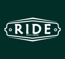 Ride Bicycle Company (dark) by PaulHamon