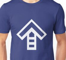 In the Groove: Arrow Shirt Unisex T-Shirt