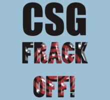 CSG - FRACK OFF! Kids Clothes