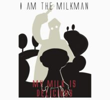The milkman by marvelousghost