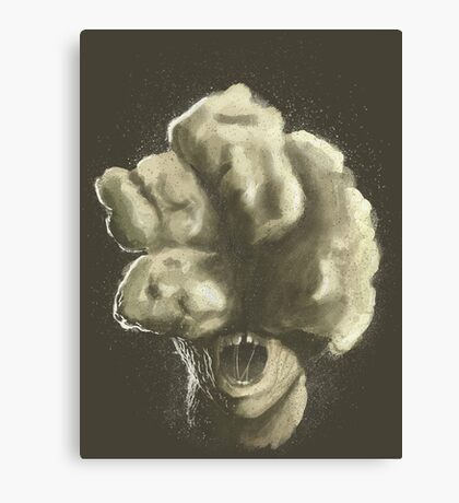 The Last of Us - Clicker Canvas Print