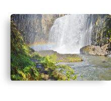 Guide Falls Canvas Print