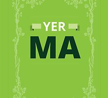 Yer Ma by Alan Walsh